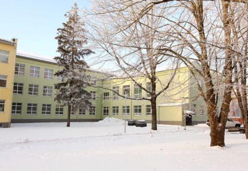Õppehoone osalised siseviimistlustööd<br>Põllu 10a, Tartu
