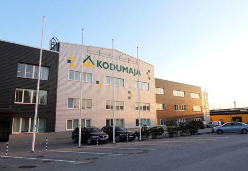 Kodumaja tehase kontori kipsitööd, maalritööd<br>Betooni 2, Tartu