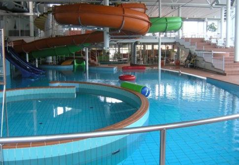 Aura veekeskuse tervisekeskuse ümberehitus<br>Turu 10, Tartu