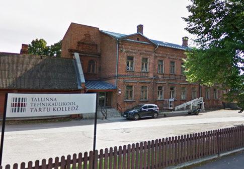Õppehoone osalised viimistlustööd<br>Puiestee 78, Tartu