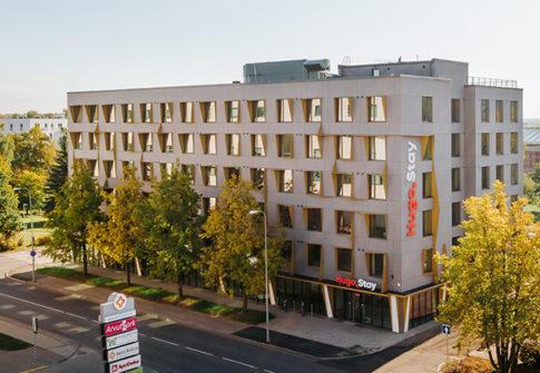 Majutushoone kahe korruse sisetööd<br>Raatuse 23, Tartu