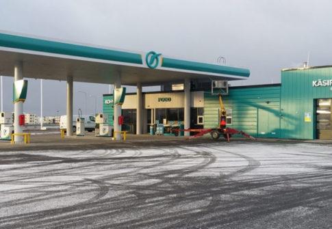 Tartu Terminali tanklahoone kipsi-, maalri- ja plaatimistööd<br>Nõlvakaare 2, Tart
