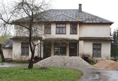 Kultuurimälestise katuse rekonstrueerimine<br>Virumõisa, Kambja vald