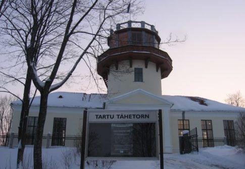 TARTU TÄHETORNI RESTAUREERIMISTÖÖD<br>Lossi 40, Tartu