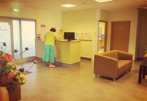 Medita kliiniku laiendustööd<br>Teguri 37b, Tartu