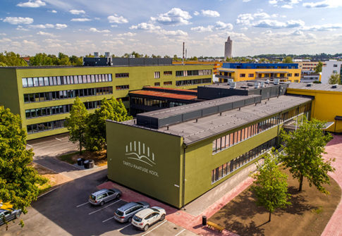 Koolimaja 2 korruse krohvimis- ja maalritööd<br>Raatuse 88a, Tartu