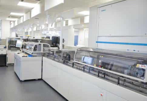 Synlabi laboriruumide laiendamine<br>Teguri 37b, Tartu